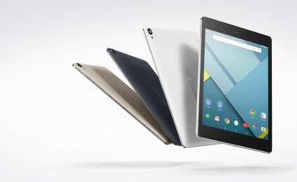 обзор Nexus 9 планшета