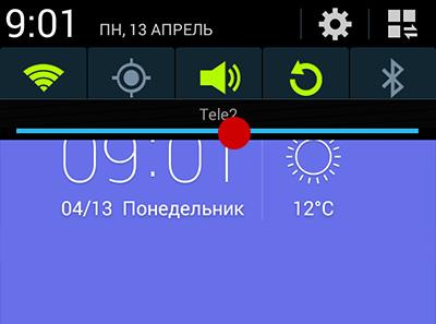 Настройка Wifi на андроид