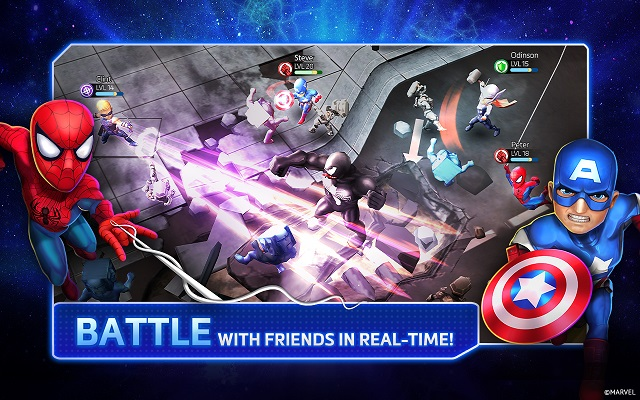 marvel-mighty-heroes на ios & android