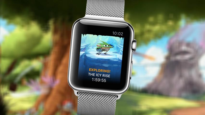 Best Fiends на apple watch