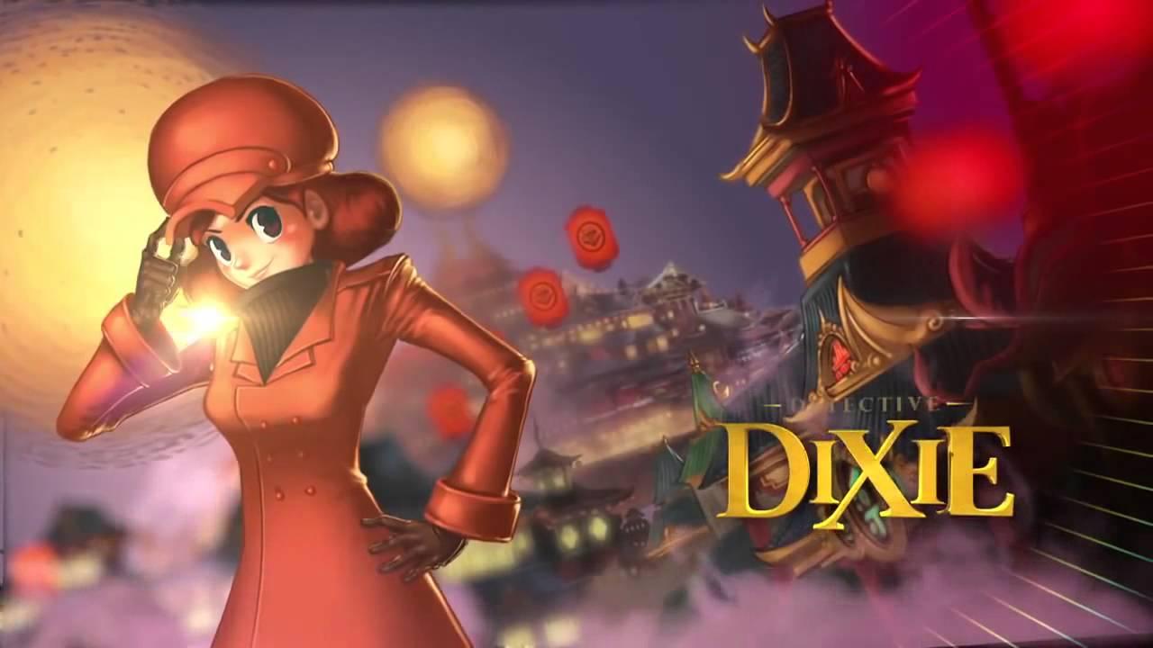 Detective Dixie
