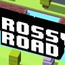 смотреть как играют в Crossy Road