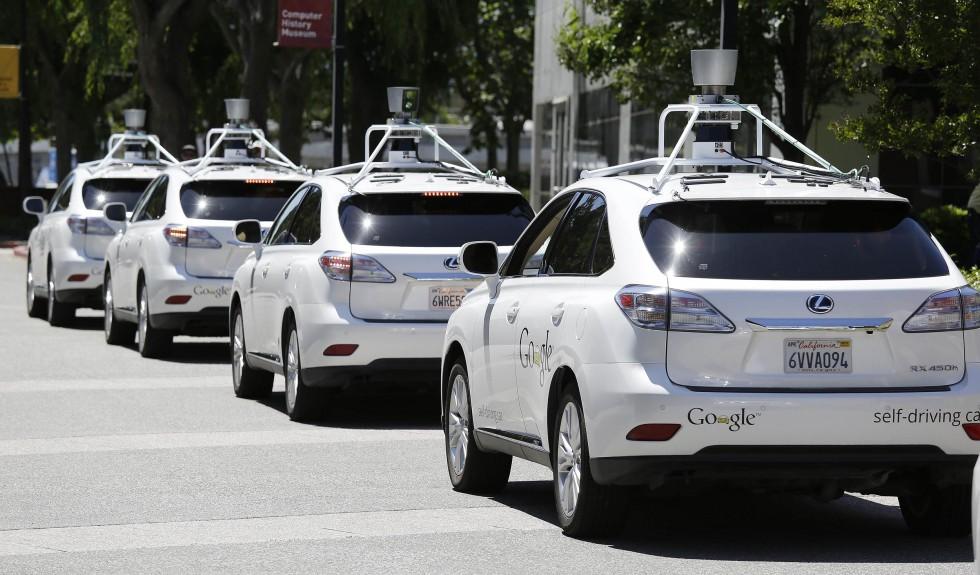 Беспилотные авто Google
