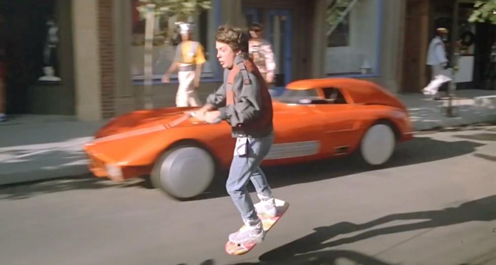 Скейт от Lexus