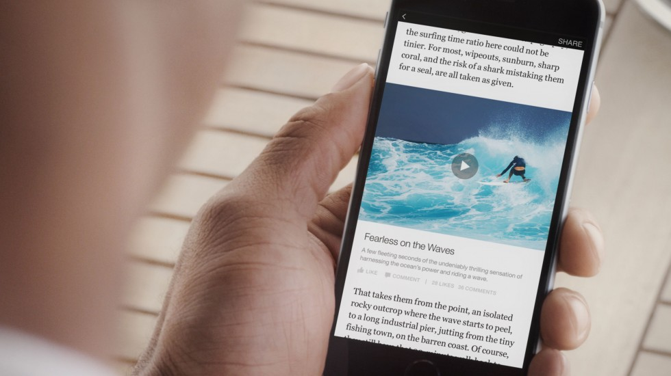 Instant Articles Google Twitter