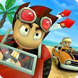 Beach Buggy Racing Андроид
