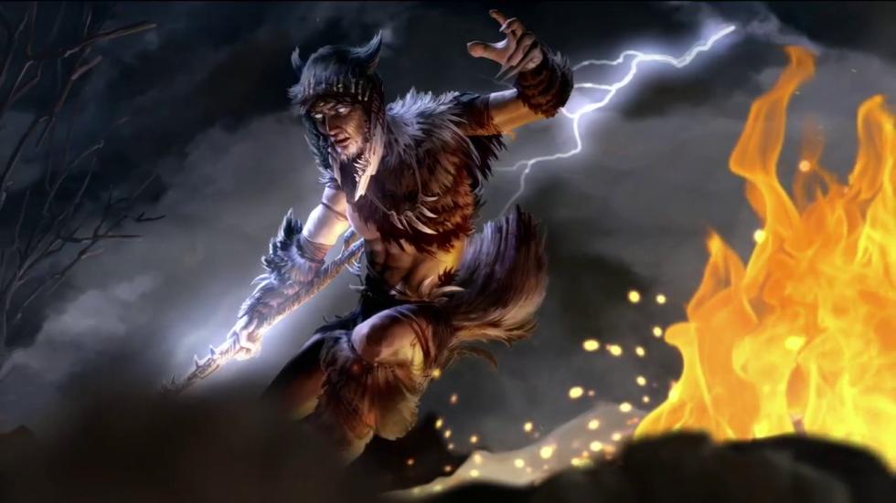 Легенды древних свитков