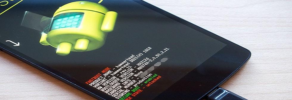 Fastboot Mode Android - как выйти из режима