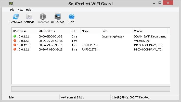 Как узнать, кто подключился к моему Wi Fi