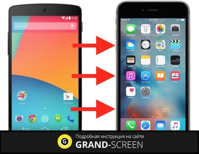 Как перенести заметки с Андроида на Андроид
