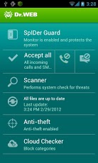 Dr.Web Anti-virus Life license