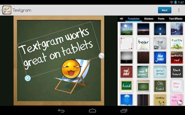 Textgram -Text for Instagram