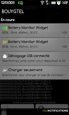 Battery Monitor Widget