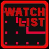 Watchlist - Retro Arcade Game