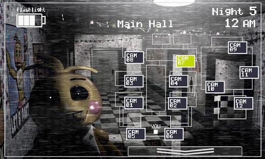 Five Nights at Freddys 2 Demo