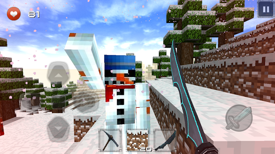 Winter Craft 2: Survival