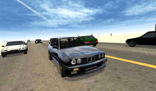 Desert Traffic Racer (demo)