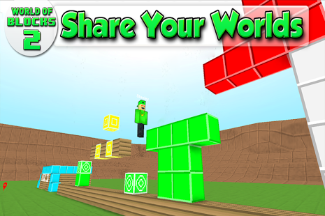 World of Blocks 2 Multiplayer