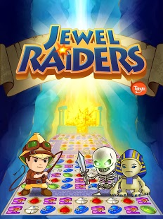 Jewel Raiders для TANGO