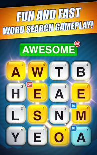 Scramble: The Free Word Search