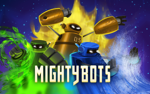 Mighty Bots: Fighting Robots