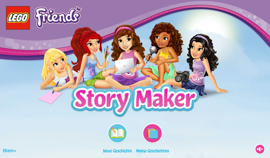 LEGO® Friends Story Maker