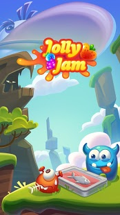 Jolly Jam: Match and Puzzle