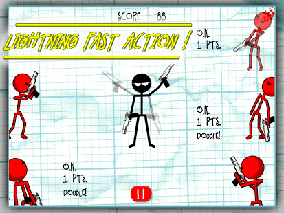 Gun Fu: Stickman Edition