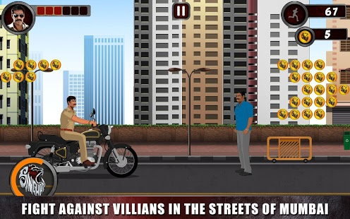 Singham Returns The Game
