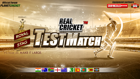 Real Cricket™ Test Match