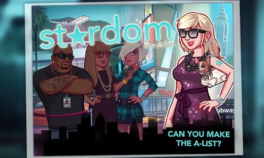 STARDOM: THE A-LIST