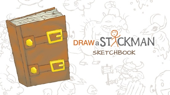 Draw a Stickman: Sketchbook