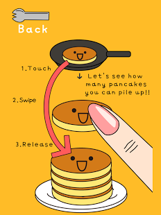 Башня из блинов Pancake Tower