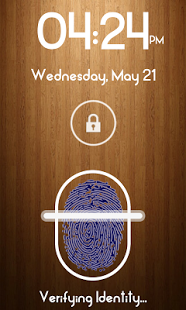 Fingerprint Lock Screen Plus