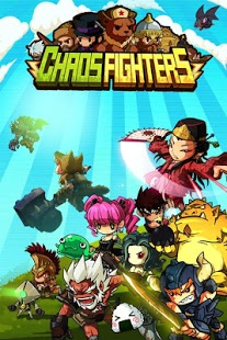 Chaos Fighters - онлайн RPG