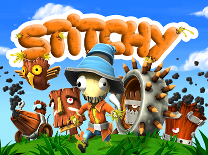 Stitchy: Scarecrow's Adventure