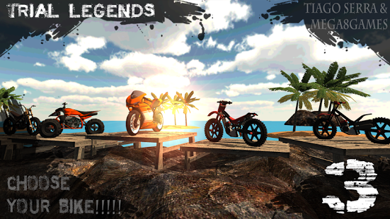 Trial Legends 3