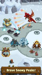 Tower Defense: Legends TD