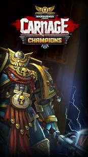 WH40K: Carnage Champions (Unreleased)