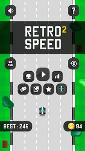Retro Speed 2 - Hot Racing