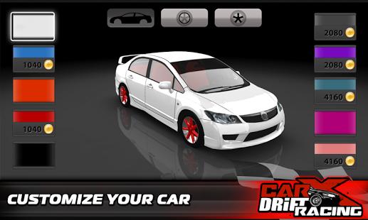 Carx Drift Racing на компьютер скачать